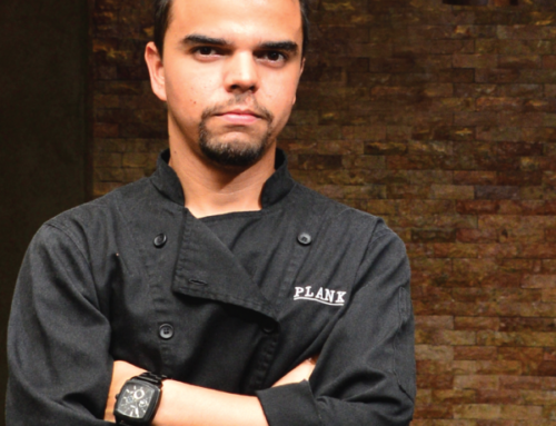 EXECUTIVE CHEF JUAN DIEGO SOLOMBRINO